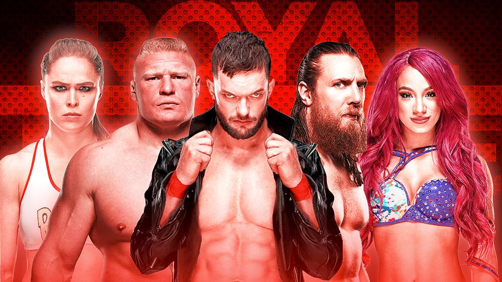 Seth Rollins gana su pase a WrestleManía al llevarse Royal Rumble 2019