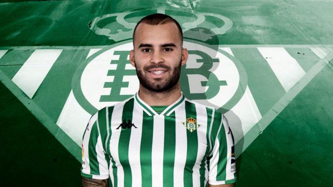 La bomba ya es oficial: Jesé, nuevo jugador del Betis