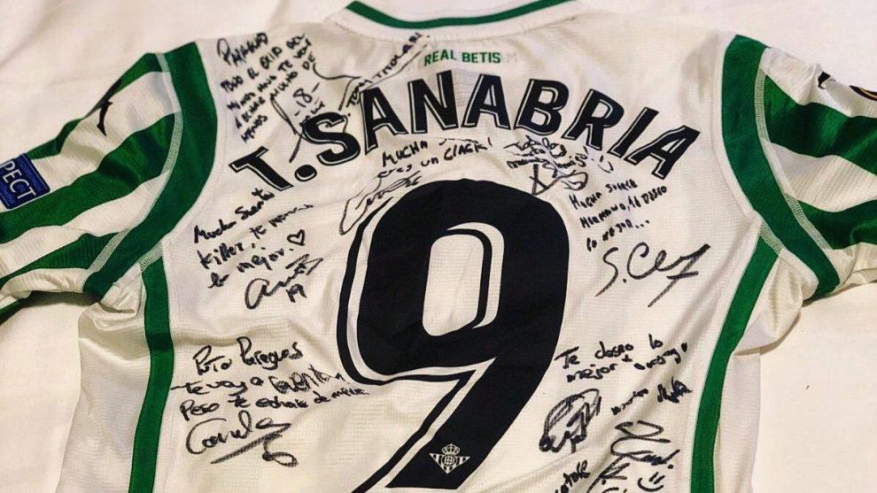 Deportes: Betis hace oficial cesión de Sanabria