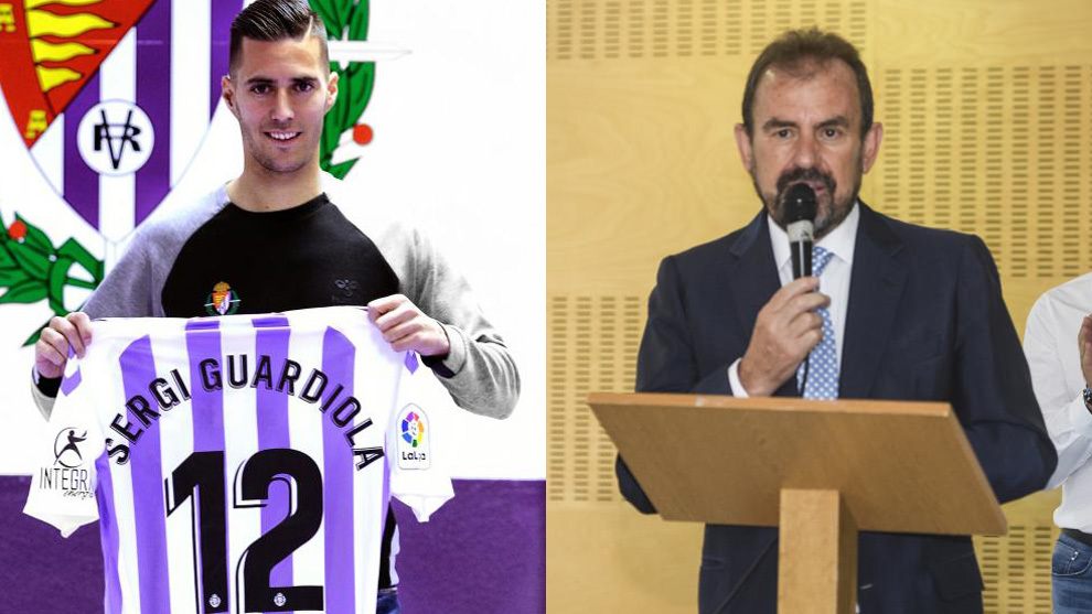 Sergi Guardiola y Ángel Torres