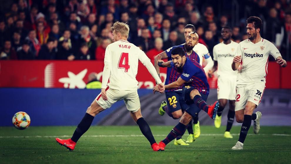El Barcelona buscará remontar el 2-0 en la ida que consiguió el...