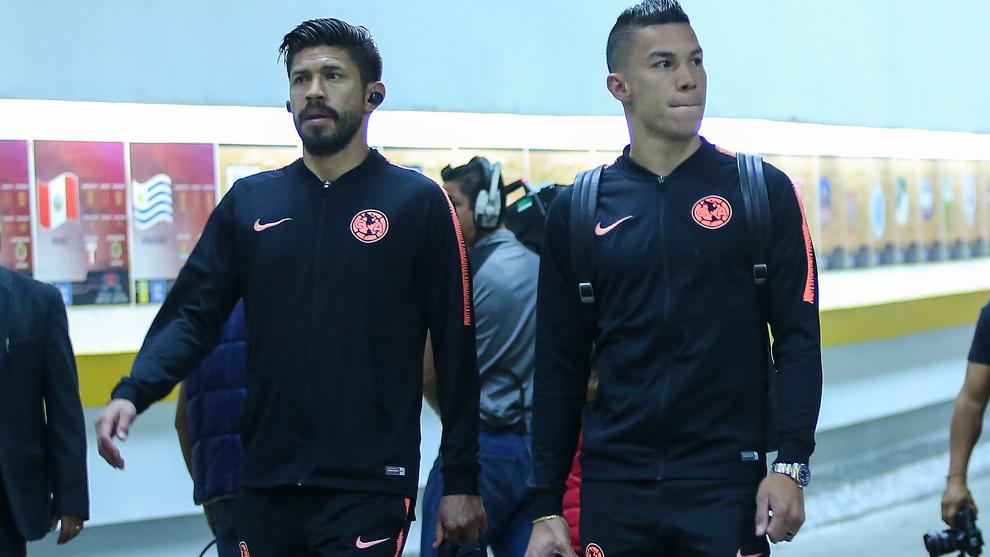 Oribe Peralta y Mateus Uribe son baja por tres semanas