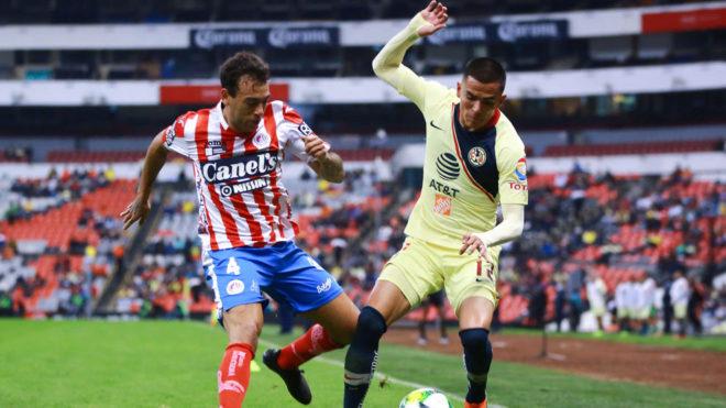 ¡Tropezón del América! San Luis se creció en la Copa MX