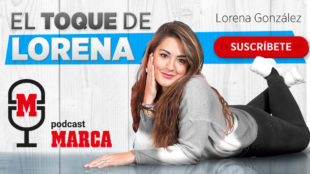 Imagen promocional del podcast 'El Toque de Lorena'