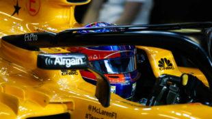 Alonso, en el MCL33.