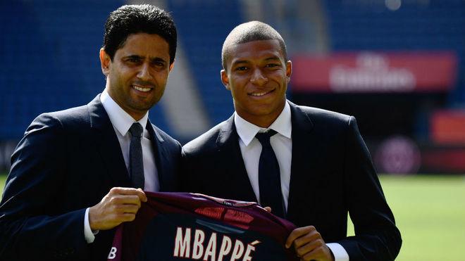 Los clubes meten al presidente del PSG en la UEFA