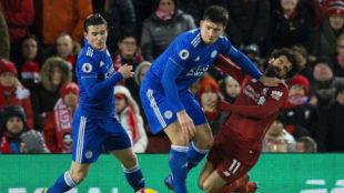 Maguire hace falta a Salah.