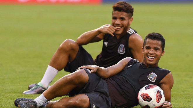 Giovani dos Santos se queda en la MLS.
