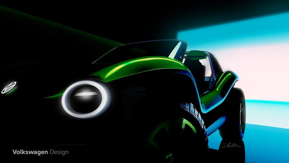 El nuevo Volkswagen Buggy será totalmente eléctrico