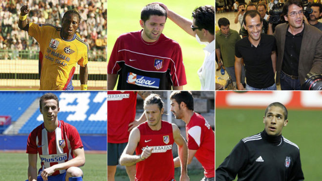 3ae6db066c1 LaLiga  Players who signed for Atletico Madrid but never made their ...