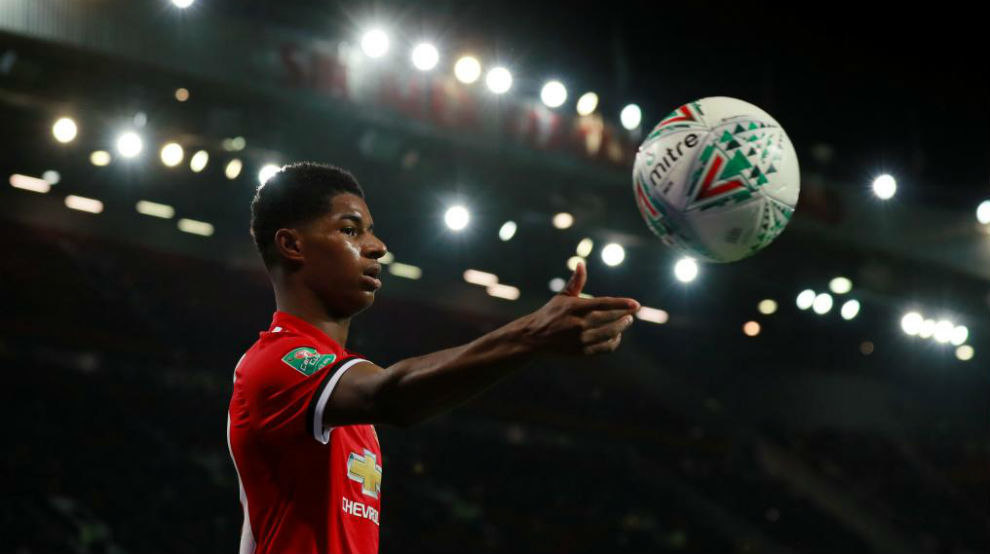 Real Madrid pursuing Manchester United forward Marcus Rashford