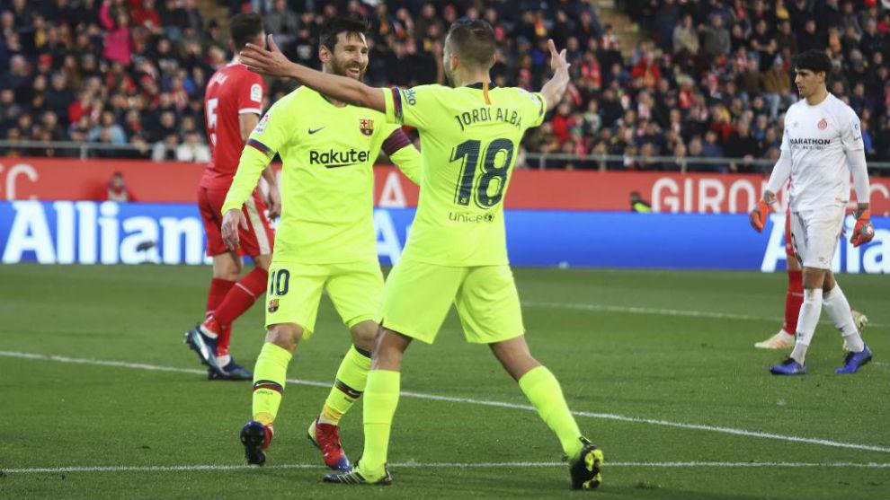 Jordi Alba: el defensa especializado en regalar goles