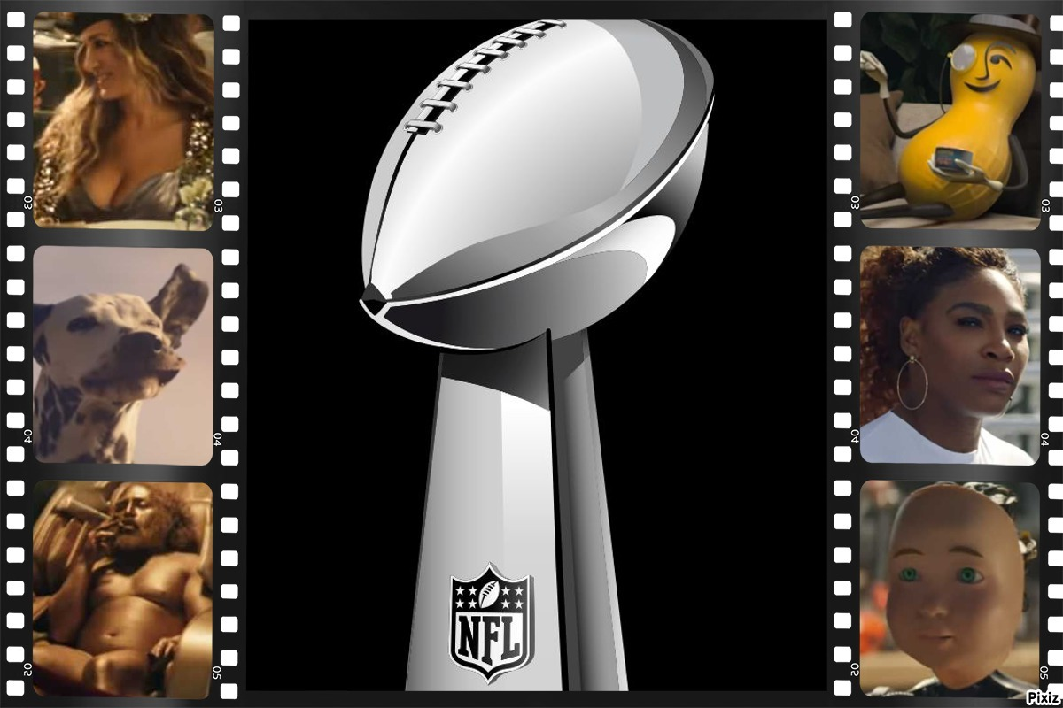 Avance de los mejores anuncios que se emitirán durante la Super Bowl...