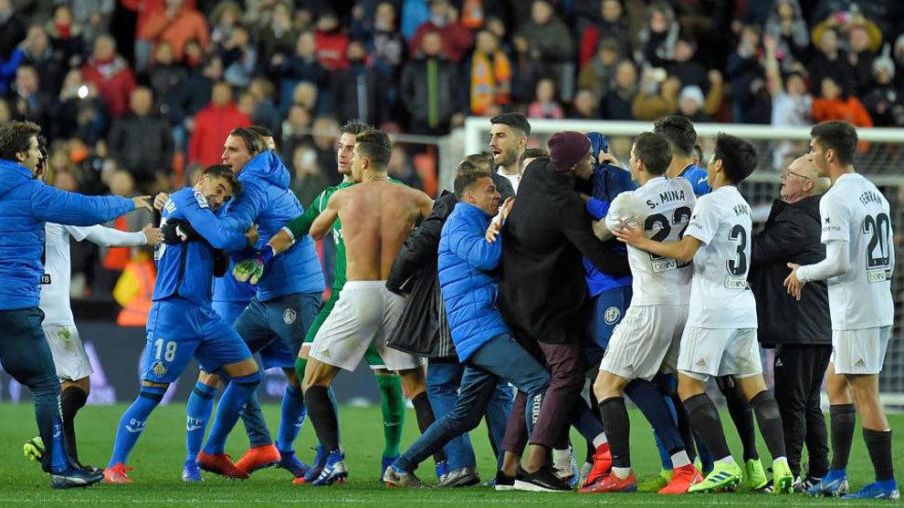 Getafe: En Vídeo, Celebración Copa del Rey Tras Valencia CF