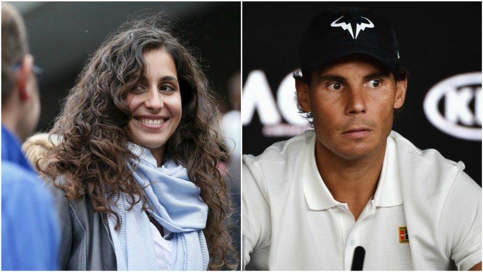 Rafa Nadal It Annoyed Me That The Wedding Came Out In The Press Marca In English