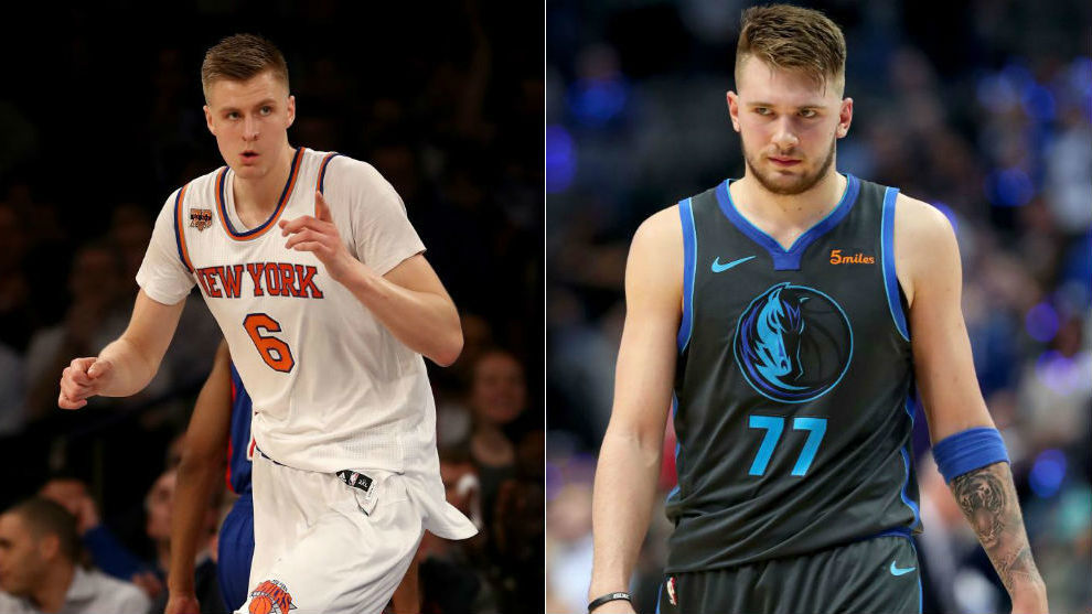 Mavericks finalizing deal for Kristaps Porzingis