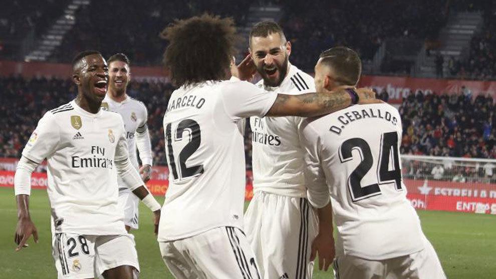 Benzema Lagi Hot, Real Madrid Tembus Semifinal Pertama Copa del Rey Sejak 2014