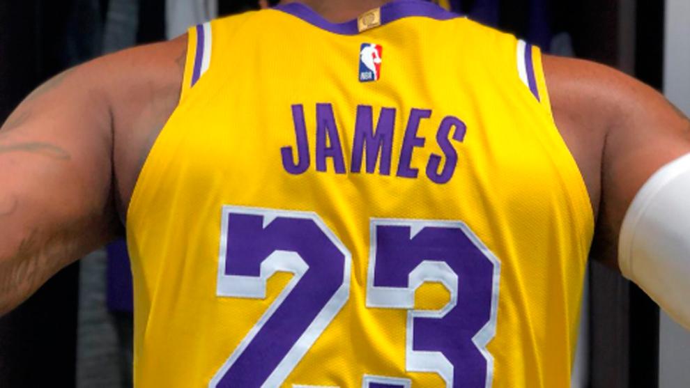 LeBron James reaparecería el sábado con los Lakers contra los Warriors