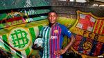 Emerson, el 'gemelo' de Maicon que han fichado Barça y Betis