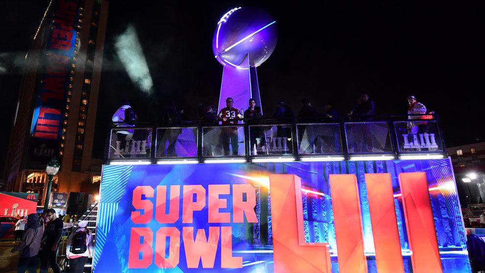 Patriots de Nueva Inglaterra vs Rams de Los Angeles hora y dónde ver.