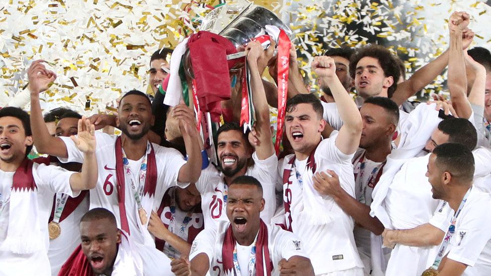 La celebración del título