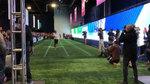 Bolt sigue siendo un relámpago: ¡corre en 4,22 e iguala el récord de la NFL!