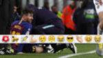 ¡Ay, Valverde... si se lesiona Messi!
