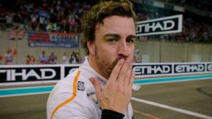 Alonso, el día de su 'hasta luego' de la F1.