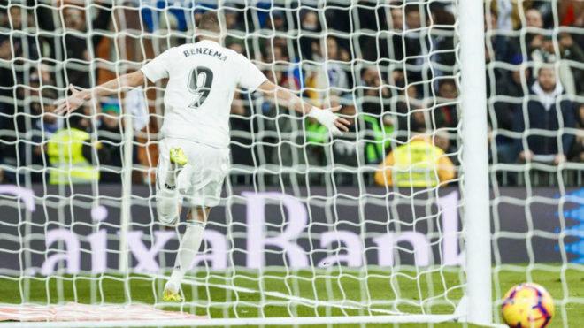 Benzema llega en racha al Camp Nou: seis goles en los últimos cuatro partidos
