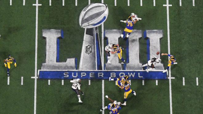 El volado se ha vuelto imprescindible en el Super Bowl