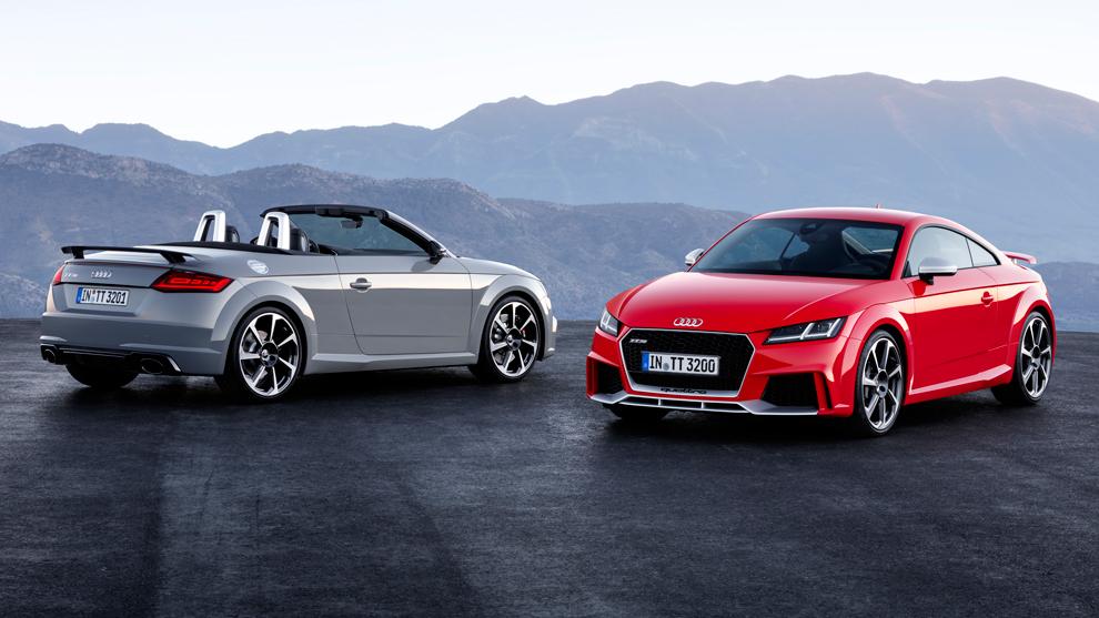 El Audi TT 2019, a la venta en España desde 42.220 euros ...
