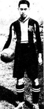 Paulino Alcántara, mito del F.C. Barcelona
