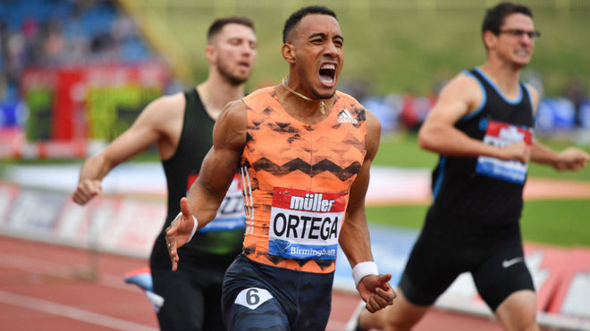 Orlando Ortega, en imagen de archivo