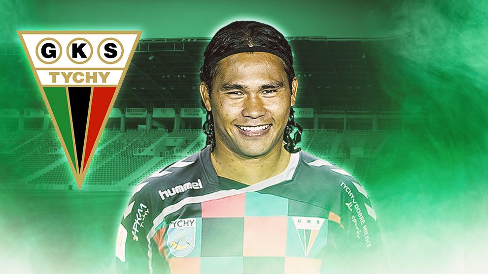 El GKS Tychy no ha confirmado el fichaje de Carlos 'Gullit' Peña hasta el momento