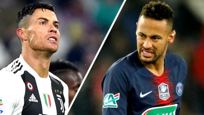 Futbol Internacional Las Odiosas Comparaciones Entre Neymar Y