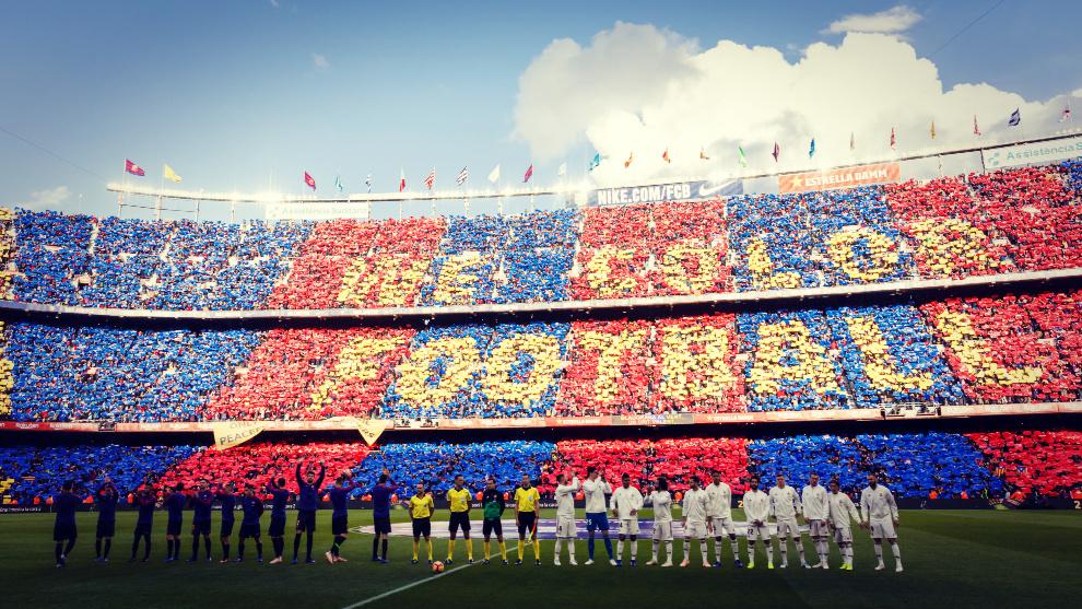 El Barcelona se llevó el último duelo ante el Real Madrid por 5-1.