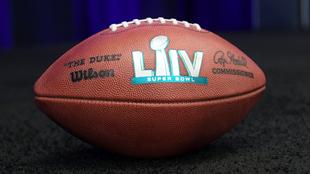 Balón del Super Bowl LIV.