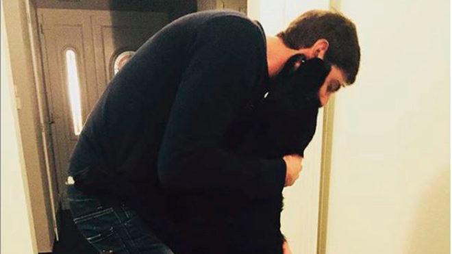 Emiliano Sala presumía de Nala en redes sociales