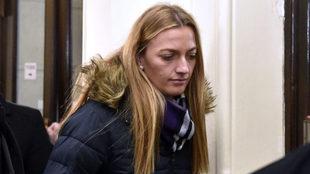 Petra Kvitova declaró en contra de su atacante.