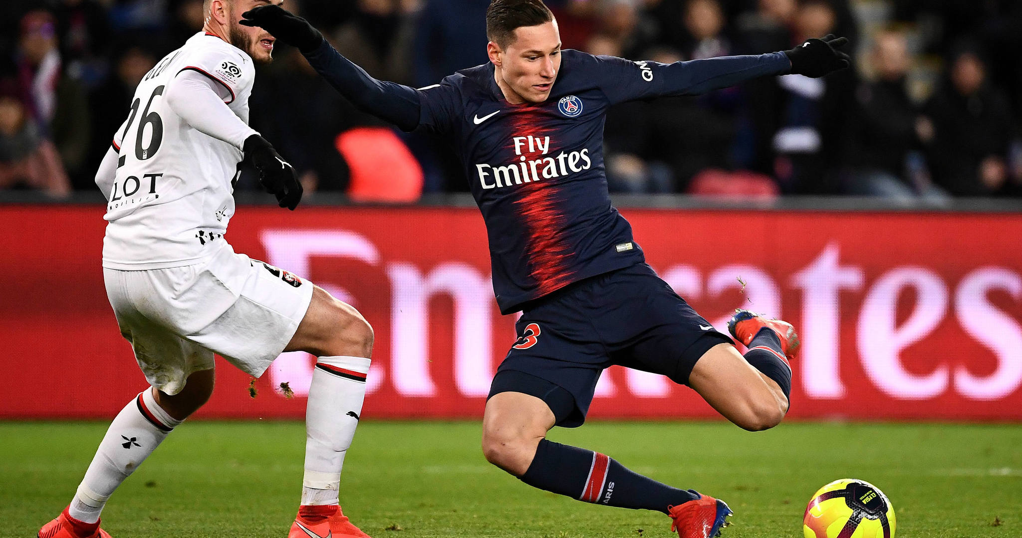 PSG need extra time to beat minnows Villefranche in French Cup