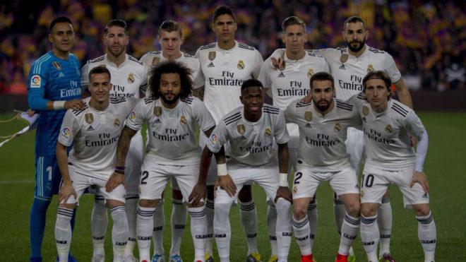 Uno a uno del Real Madrid: Si Vinícius se atreve así en su primer Clásico...