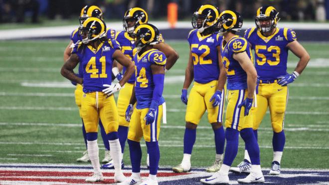 Los Rams empezarán a preparar la próxima temporada