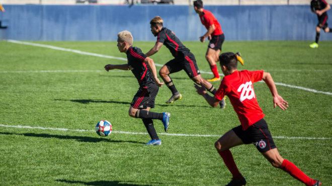 Atlanta United golea a las reservas de Xolos