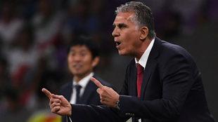 Carlos Queiroz será el nuevo entrenador de Colombia.