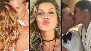 After Tom Brady won Super Bowl 53, his wife declared her love for her...