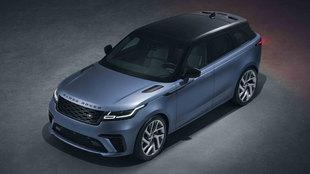 El Range Rover Velar SVAutobiography Dynamic Edition estará a la...