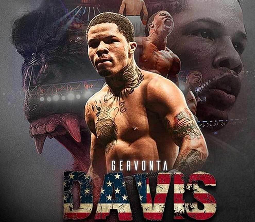 El prodigio del boxeo Gervonta Davis, el nuevo Floyd Mayweather