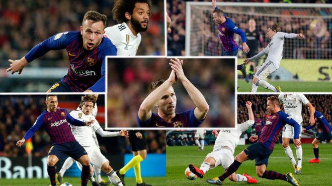 Parte Médico de Arthur Melo — Lesionados FC Barcelona