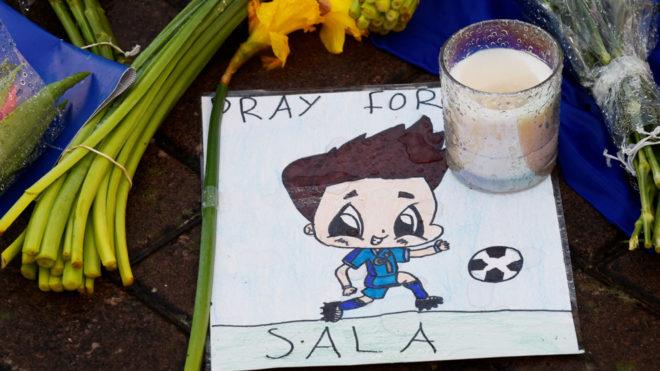 El caso de Emiliano Sala día a día.