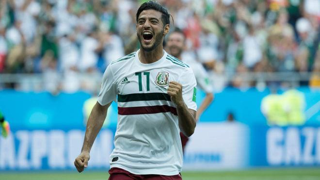 Vela regresará a la selección mexicana.